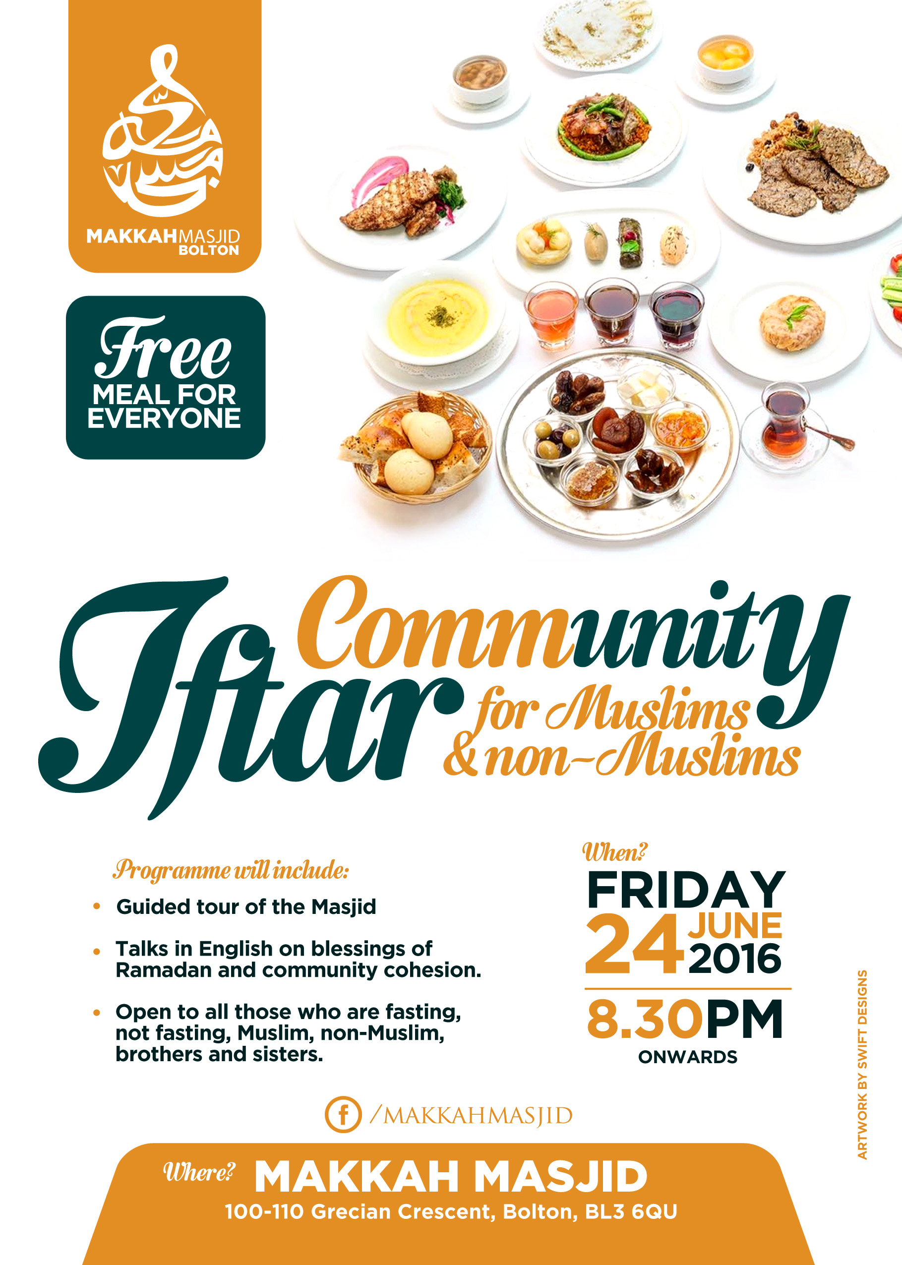 Iftar Poster
